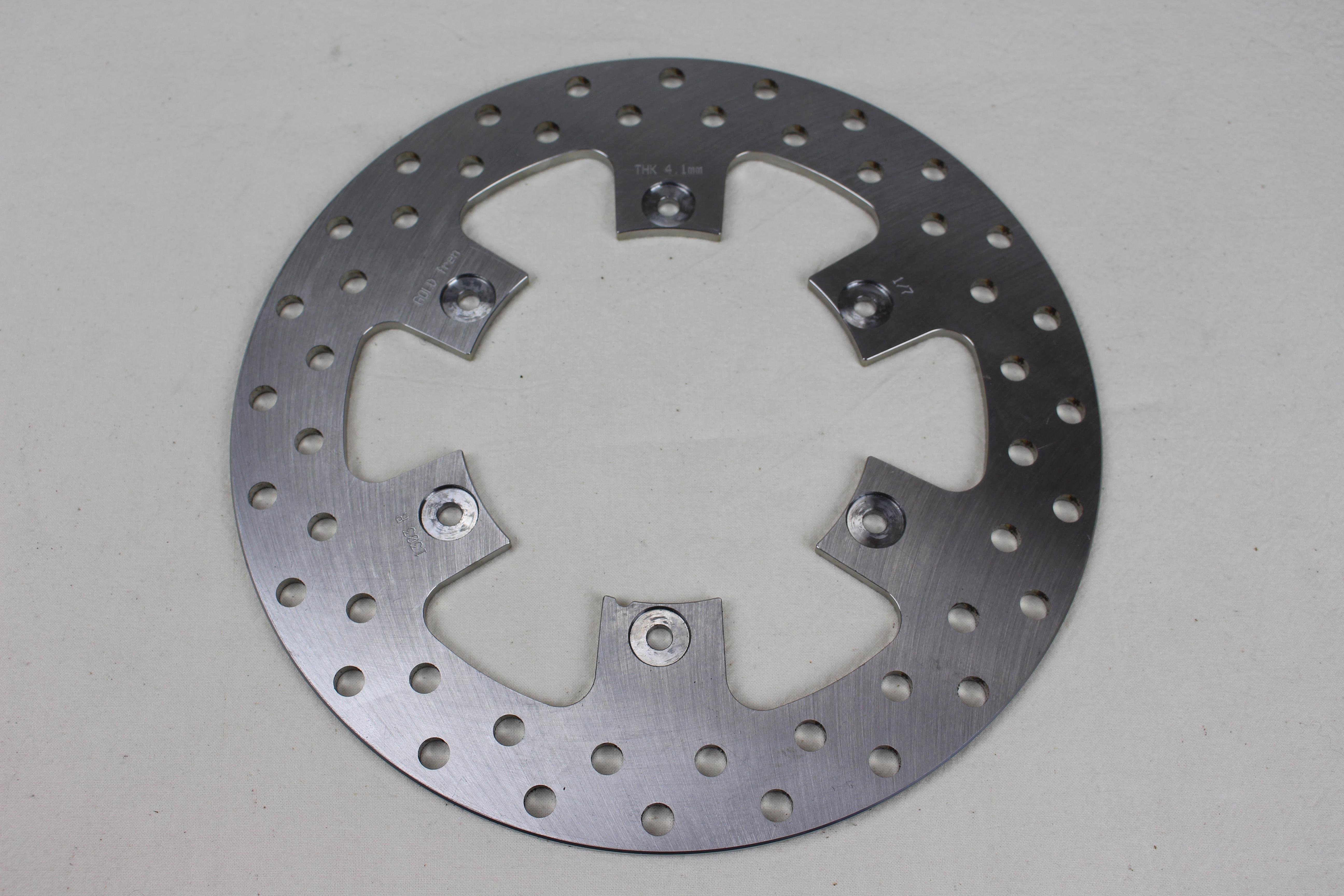 "Rear brake disc, Steel alloy fits Triking 15"" Modular rear wheel _ hub,"